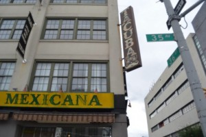 Tacuba, a new Mexican restaurant, will open on 36th St. later this month.